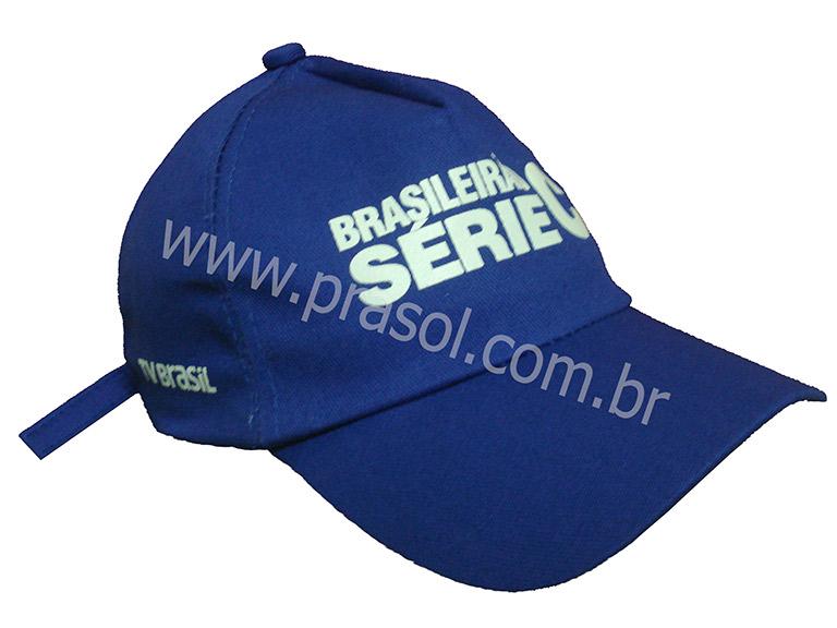 Boné Americano – Brasileirão C  9679e03e676